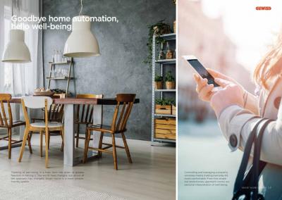 خانه هوشمند خانه هوشمند smart home technology solutions for smart buildings 004 400x284