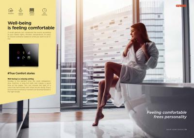 خانه هوشمند خانه هوشمند smart home technology solutions for smart buildings 020 400x284