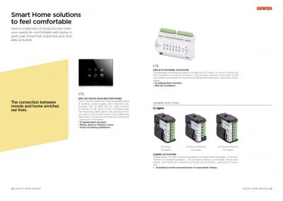 خانه هوشمند خانه هوشمند smart home technology solutions for smart buildings 022 400x284