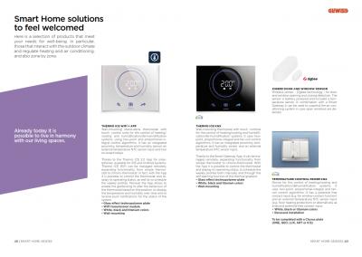 خانه هوشمند خانه هوشمند smart home technology solutions for smart buildings 025 400x284